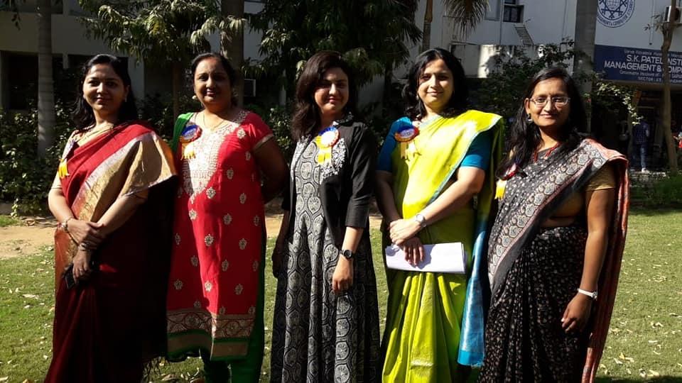 S K Patel Institute of Management & Computer Studies